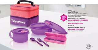 100% Original Tupperware Joyful Meal