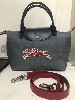 Reprice!!Longchamp Neo On The Road Small