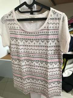 Tribal Top Forever 21