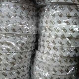 "Double tape tissu 9075i 3M 1""x50 mtr"