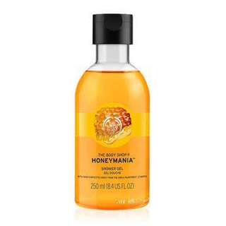 The Body Shop Honeymania Shower Gel 250 ml