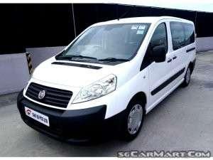 100% loan Fiat Scudo for sale