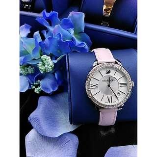 Swarovski Aila Day Rose 時尚腕錶 #5182189