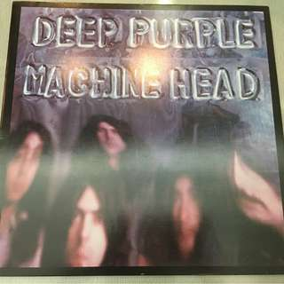 Deep Purple ‎– Machine Head, Vinyl LP, Warner Bros. Records ‎– BSK 3100, 1980, USA