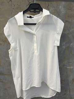 "White Shirt ""Mango"""