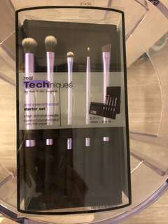 Real Techniques Professional Brushes