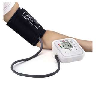 Blood Pressure Monitor for Elders