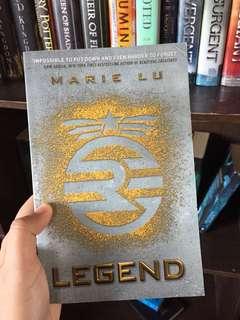 Legends by Marie Lu