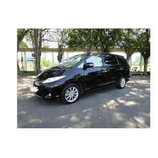 2010年 Toyota Previa 黑✅0頭款 ✅免保人✅低利率✅低月付 FB搜尋:阿源 嚴選二手車/中古車買賣