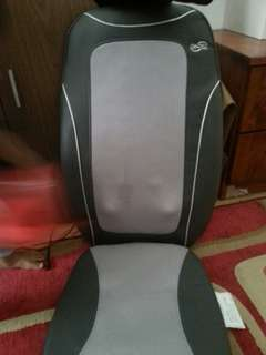 Gintell seat back massage
