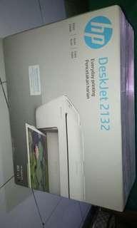 Printer HP DESKJET 2132 ALL-IN-ONE COLOR PRINTER WHITE
