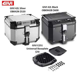Givi Trekker 42L Top Box