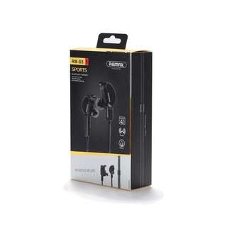 🚚 REMAX RB-S5 Magnet Sports Bluetooth Headset