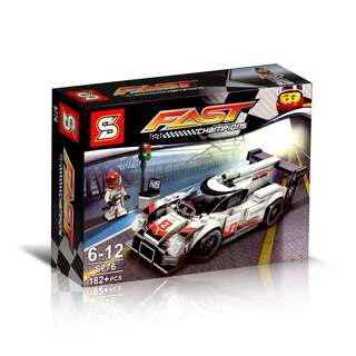 SY™ 6776 Speed Champions Porsche 919 Hybrid