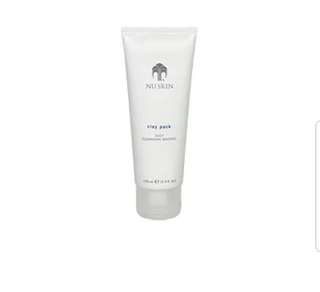 Clay pack deep cleansing masque