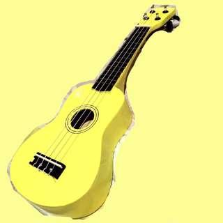 Yellow Ukulele