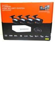 Cctv 4 Cameras