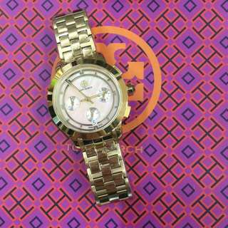 AUNTHENTIC TORY BURCH WATCH