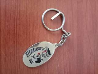 SIA Staff Ideas in Action Key Chain