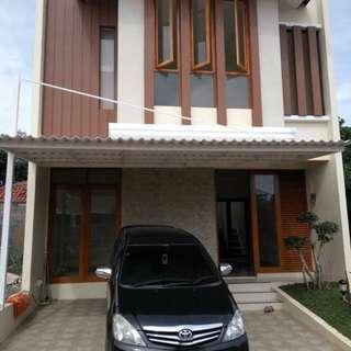 DIJUAL Townhouse 2 Lantai, Good Quality, di Pondok Cabe