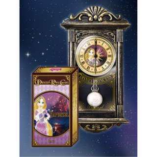 迪士尼 時鐘 - 長髮公主 Disney Princess - Royal Clock - Rapunzel