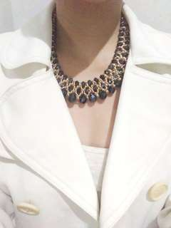 statement necklace - office - party - meeting - nightout