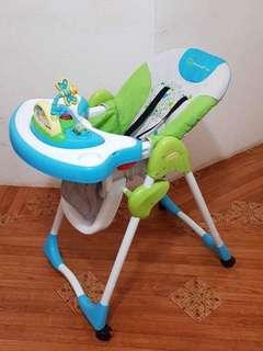 baby high chair  mama love brand