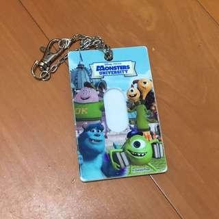 怪獸大學card holder
