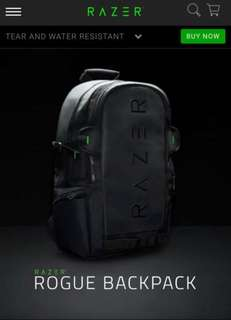 Razer Rogue Backpack 15""