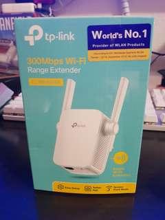 TP-Link Range Extender 300Mbps Wifi