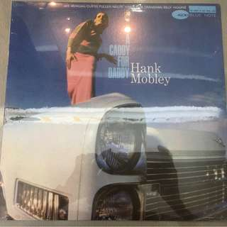 Hank Mobley ‎– A Caddy For Daddy, Brand New Vinyl LP, Blue Note ‎– 4230, USA