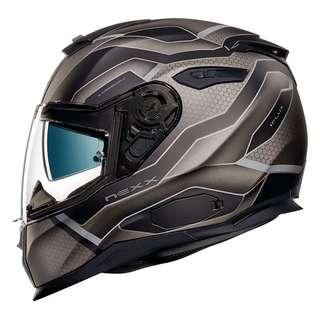 Nexx SX100 Full-face Helmet (I-Flux)