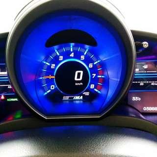 Honda crz hybrid auto 2013