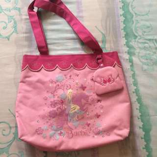 Barbie Tote Bag