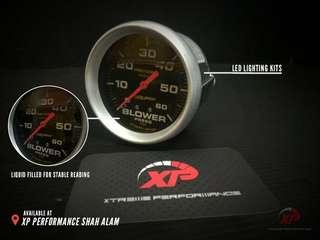 Meter Blower Pressure Autometer 5402 oil fill