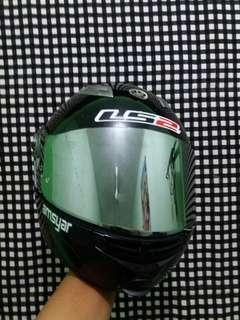 Fullface helmet LS2