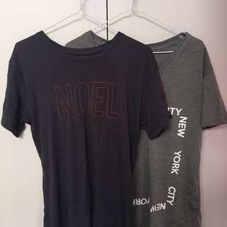 Graphic tees 2 for $10