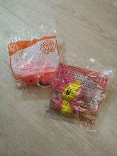 McDonald happy meal fluttershy