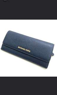 Micheal Kors 100% Authentic Long Wallet