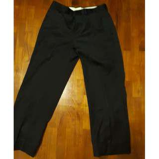 🚚 Black formal pants Beverly Hills - Size 33 - Normal Fitting
