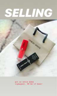Giorgio Armani Limited Edition Lip Magnet
