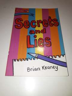 Secrets & Lies (Brian Keaney)