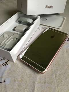 iPhone 6s Plus 64gb Factory Unlocked Complete