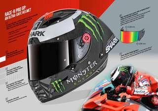 Shark Race R Pro GP (Replica Lorenzo Winter Test)