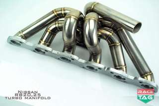 NISSAN SKYLINE RB 20 25 26 EXHAUST TURBO MANIFOLD