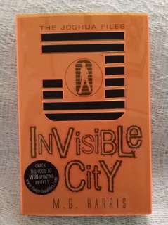 Limited Edition: Invisible City (with Jelly Casing!)