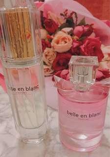 Belle en Blanc Parfums