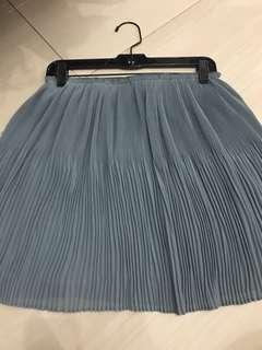 Pleats tosca skirt