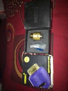 RDA Battlestar Brass