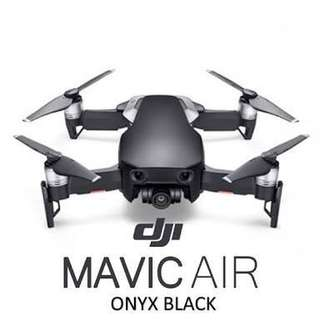 DJI Mavic Air (Fly More Combo, Onyx Black)